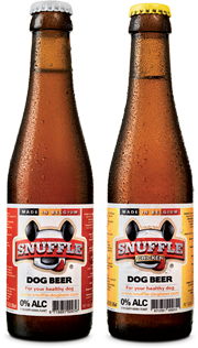 snuffle dog beer