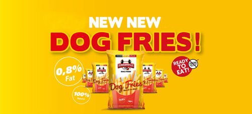 NEW NEW NEW Dog Fries